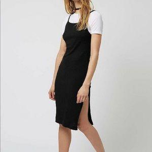 F21 T-Shirt Midi Dress
